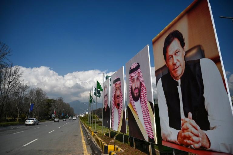 """فيديو """"المواطن"""".. هكذا استعدت باكستان لاستقبال الأمير محمد بن سلمان"""