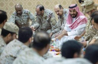 تفهم احتياجات وتقدير للبطولات.. شكرًا الأمير محمد بن سلمان على صرف راتب لأبطالنا في الحد الجنوبي - المواطن