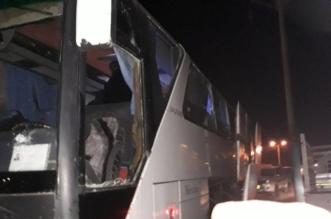 هجوم مسلح يستهدف حافلة زوار إيرانيين شمال بغداد - المواطن