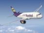 طيران أديل يعلن وصول طائرة الثريا مطار الملك عبدالعزيز