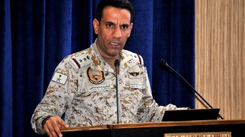 التحالف يُحمل الحوثيين مسؤولية حياة وسلامة الطاقم الجوي لطائرة التورنيدو
