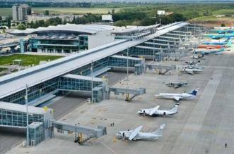 إخلاء مطار كييف بعد بلاغ عن وجود قنبلة - المواطن