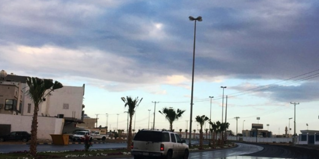 أمطار غزيرة على الباحة لأكثر من 11 ساعة