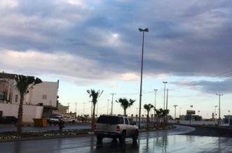 تنبيه من سحب رعدية ممطرة على الباحة - المواطن