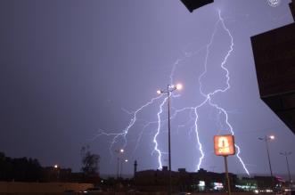 هنا توقعات الأرصاد لطقس #المملكة خلال الساعات المقبلة - المواطن