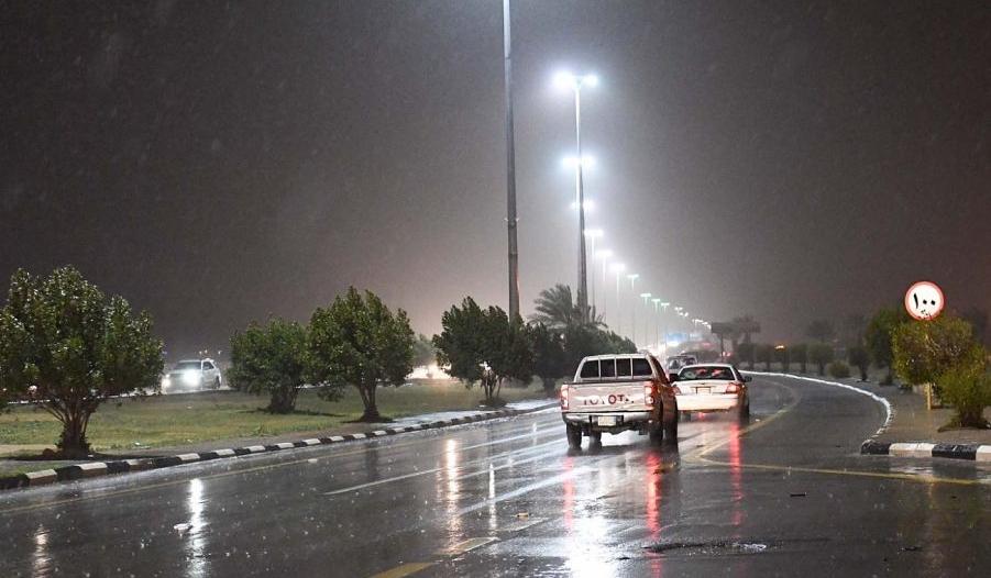 طقس الثلاثاء غير مستقر: أمطار وضباب