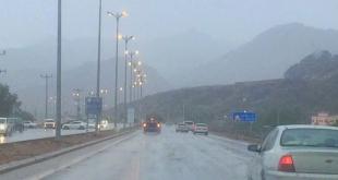 تنبيه لأهالي نجران.. أمطار رعدية حتى الـ8 مساء