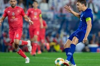 شاهد.. إدواردو يُسجل الهدف الأول في مباراة الهلال ضد الدحيل - المواطن