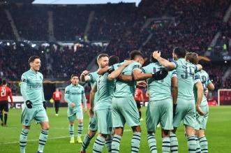 ارسنال Arsenal في الدوري الاوروبي