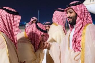 الأمير محمد بن سلمان يصل إلى المنطقة الشرقية - المواطن