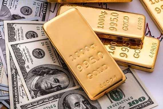 الذهب ينخفض مع تزايد الآمال بتعافي النمو الاقتصادي
