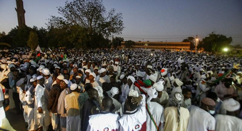 إضراب عام في السودان
