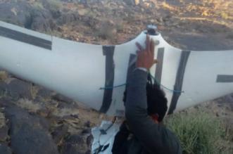 الجيش اليمني يسقط طائرة مسيرة إيرانية شمال حجة - المواطن