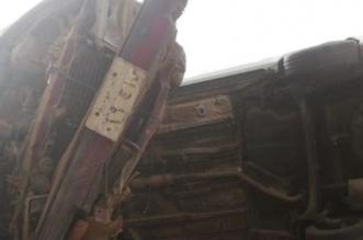 سعوديتان تنقذان يمنيًّا من حادث مروري في جازان - المواطن