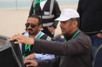 رئيس اتحاد الرياضات اللاسلكية يتوج الفائزين في بطولة الجبيل - المواطن