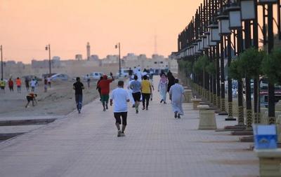 الإحصاء: 17% من السكان يمارسون الرياضة لأكثر من 150 دقيقة في الأسبوع