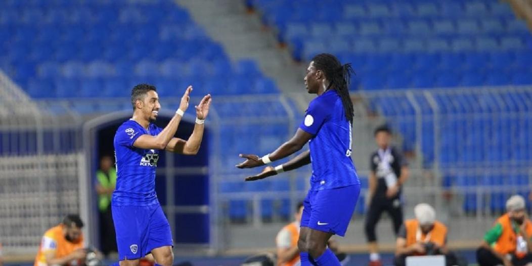 سالم الدوسري .. الأفضل في مباراة #الهلال ضد نادي الدحيل