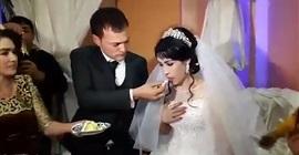 فيديو.. صفع عروسه على وجهها بسبب مزاحها في حفل الزفاف! - المواطن