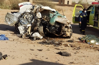 صور.. 4 وفيات وإصابتان خطيرتان في تصادم متعدد على طريق عشيرة ـ المحاني - المواطن