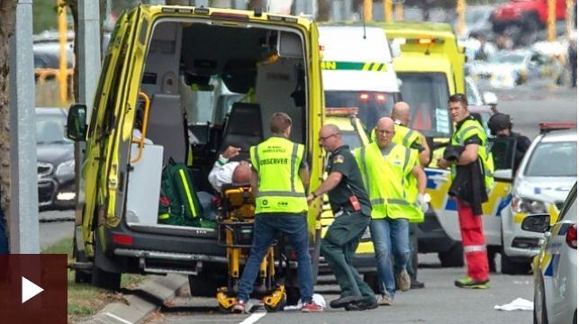 السجن المؤبد لمنفذ مذبحة المسجدين في نيوزيلندا