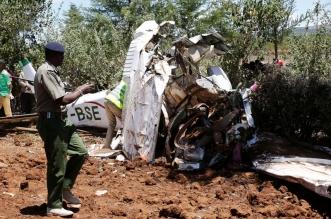 مصرع 4 أمريكيين وقائد طائرة في تحطم مروحية شمال كينيا - المواطن
