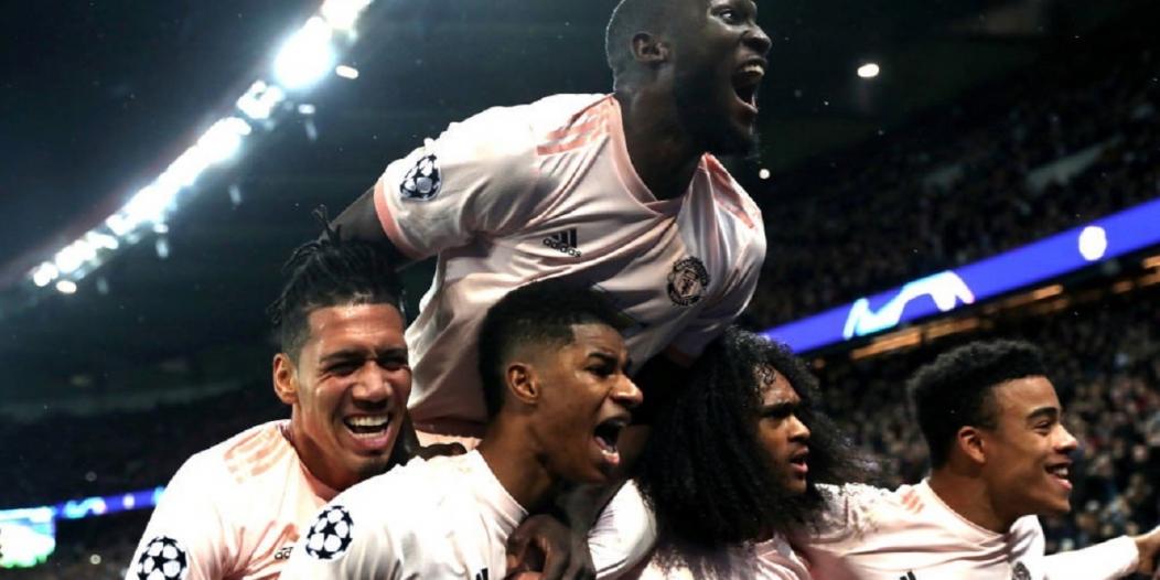 PSG يسقط بثلاثية.. ريمونتادا تاريخية لـ مانشستر يونايتد سولشاير