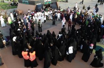 أكبر حملة مشي بمنتزه الردف في الطائف بحضور أكثر من 2000 مشارك - المواطن