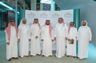 وزير الثقافة يتفقد مكتبة الملك فهد الوطنية: صرح ثقافي بالغ الأهمية - المواطن