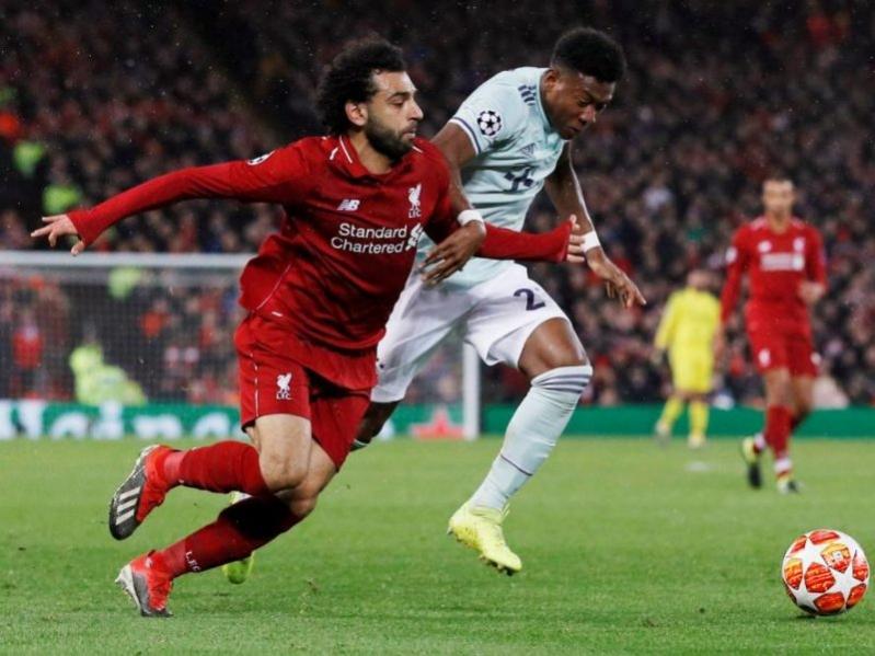 Bayern vs liverpool .. ليفربول يستعين برونالدو لإقصاء البافاري