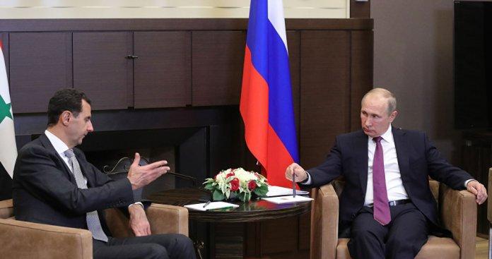 صحيفة روسية: الكرملين قرر التخلص من بشار الأسد