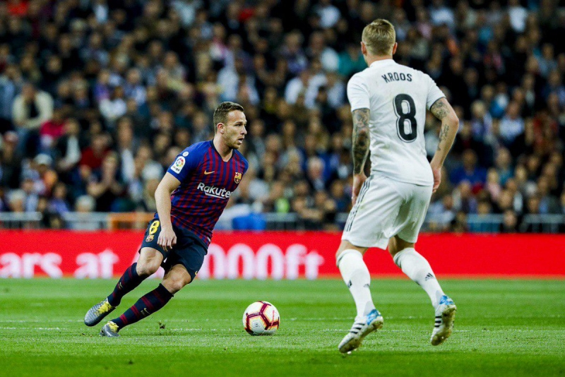 الريال ضد برشلونة .. الملكي يسقط للمرة الثانية في البيرنابيو خلال 3 أيام - المواطن