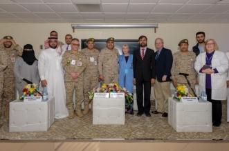 مستشفى القوات المسلحة بالجبيل يحقق إنجازاً جديداً - المواطن