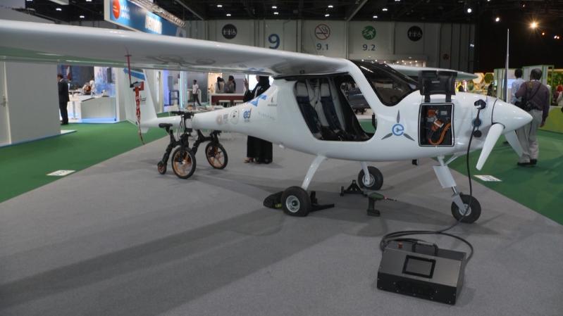 طائرات كهربائية للإيجار في الإمارات