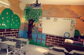قائدة مدرسة ومعلمات في الرياض يعدن تأهيل مدرستهن لتطبيق قرار تعليم الصينية - المواطن