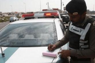 المرور يحسم مسألة حجز المركبة بسبب مخالفة عكس السير - المواطن
