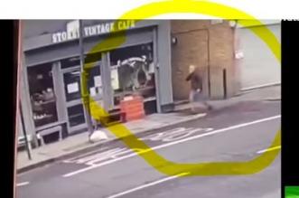 فيديو.. رجل محظوظ ينجو من الموت بأعجوبة - المواطن