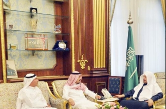 رئيس الشورى يستقبل سفير المملكة لدى بريطانيا الأمير خالد بن بندر بن سلطان - المواطن