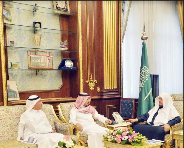 رئيس الشورى يستقبل سفير المملكة لدى بريطانيا الأمير خالد بن بندر بن سلطان