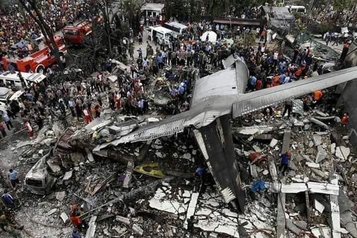 فيديو.. لحظة تحطم الطائرة الإثيوبية ومقتل 157 راكبًا من 33 دولة