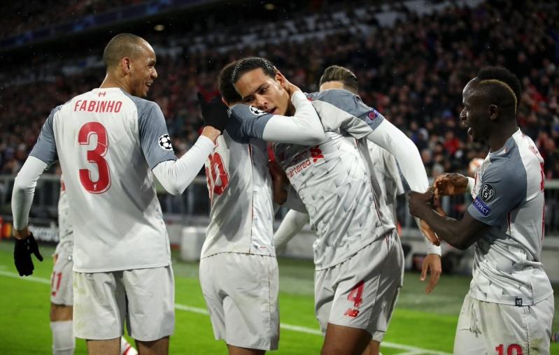 ليفربول والثلاثي الإنجليزي يحققون إنجازاً طال انتظاره 10 سنوات