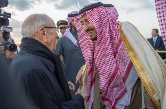 السبسي: المملكة لها وزنها في المنظومة العربية.. وعلاقتي بالملك سلمان منذ أن كان أميرا للرياض - المواطن