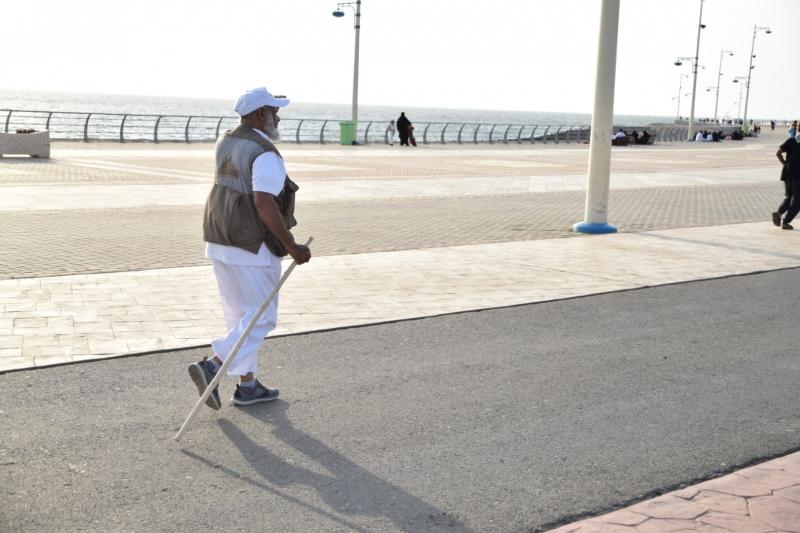 لأول مرة بجازان.. التقاعد تنظم برنامجاً رياضياً للمشي بالكورنيش الشمالي في جازان - المواطن