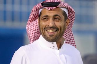 رئيس الهلال يجتمع باللاعبين وزوران قبل مباراة الاتفاق - المواطن