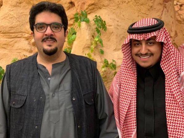 خالد آل إبراهيم لعبدالعزيز بن فهد: حنا خوالك نفتخر لا ذكرناك.. ونزود من زودك ليا حل طاريك