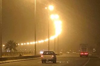 موجة غبار تضرب نجران الآن - المواطن