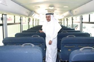 وزير التعليم يزور النقل التعليمي ويوجّه باستحداث إدارة للأمن والسلامة - المواطن