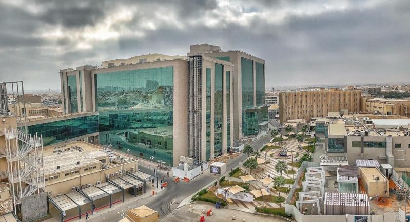 79 #وظيفة بمدينة الملك سعود الطبية