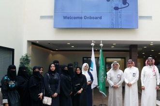 11 سعودية يبدأن العمل كأول مراقبات في مراكز المراقبة الجوية بالمملكة - المواطن