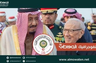 """إنفوجرافيك """"المواطن"""".. السبسي: علاقتنا بالسعودية في أعلى مستوياتها - المواطن"""