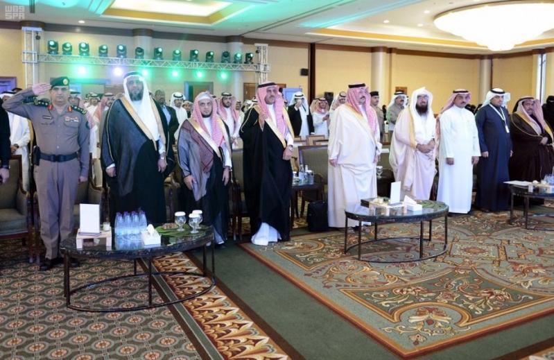 أمير عسير يرعى المؤتمر الدولي للإعلام والأزمات في جامعة الملك خالد